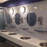 Lekker schoon sanitair hier