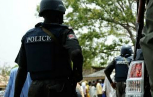 A Soldier In Uniform Was Flogged By A Police Officer With Mufti In Damaturu