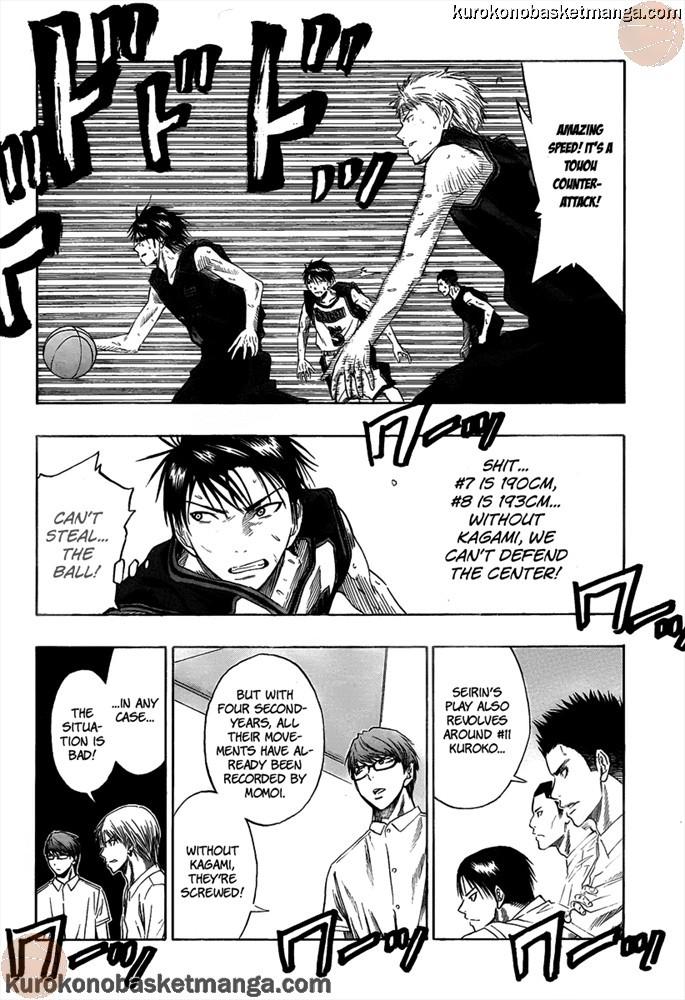 Kuroko no Basket Manga Chapter 45 - Image 14