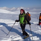 Ma quanto sei carina con un bel paio di sci nei piedi? [Simone]