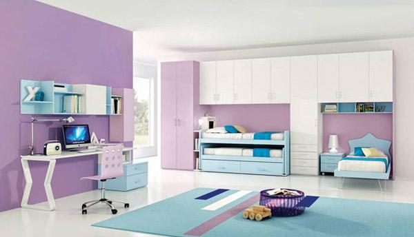 Signorini arredamenti arredamento camerette per bambini e for Arredamenti per bambini