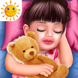 Aadhya's Good Night Activities Game