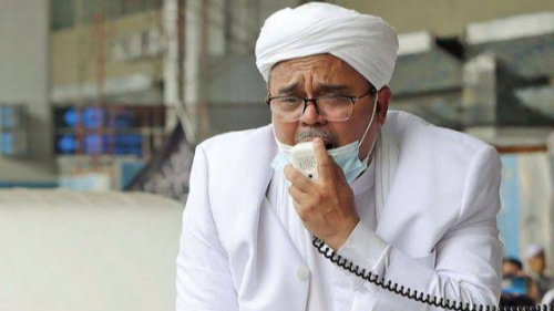 Habib Rizieq Divonis Denda Rp20 Juta, Warganet: Alhamdulilah Masih Ada Keadilan di Negeri Ini