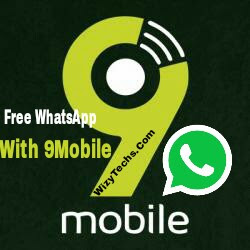 9Mobile free whatsapp