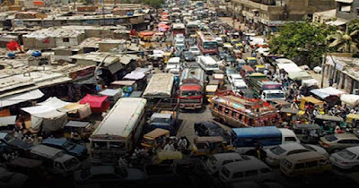 Karachi is among world's least livable countries: World Bank Report