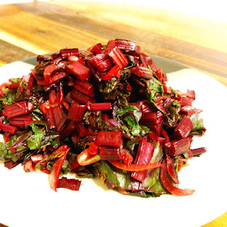 Citrus SautéEd Beet Greens Recipe