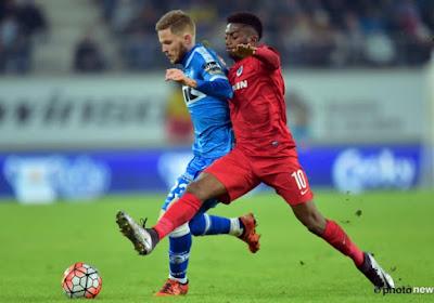 Lasse Nielsen hield AA Gent van een 3-1 voorsprong