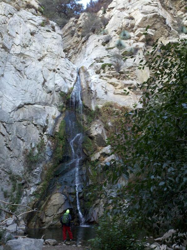 Mount Wilson • Sturtevant Falls