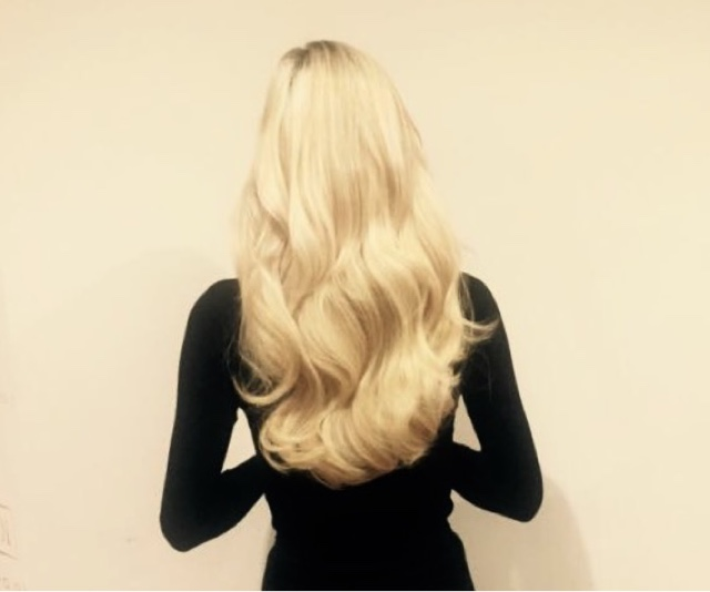 Gold Fever Hair Extensions Before And After J O C O
