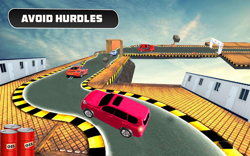 Extreme Car Stunt Racing Drive: Jeep Games 3D for PC