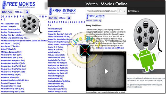 Free Movies APK