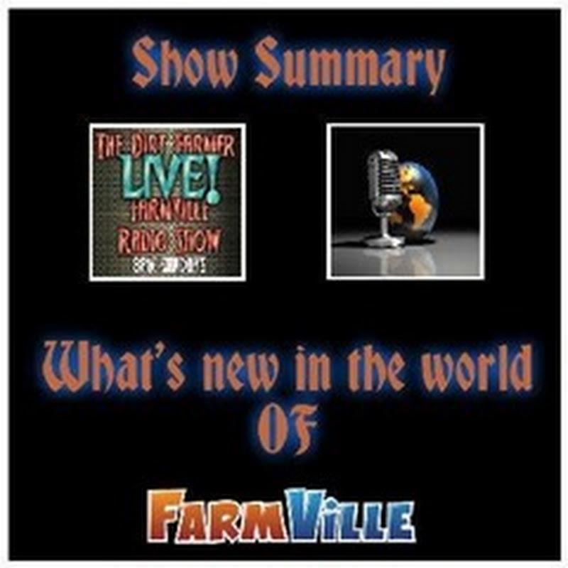 Dirt Farmer Live Show Summary 6.26.2016