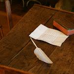 Musée Jean-Jacques Rousseau : chambre de Rousseau (mobilier reconstitué)