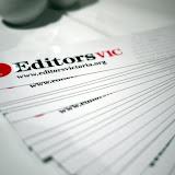 Editors Victoria AGM 2012
