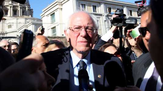 Inside Sanders' plans after meeting Obama
