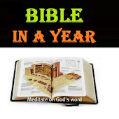 Read Bible in a Year- NLT