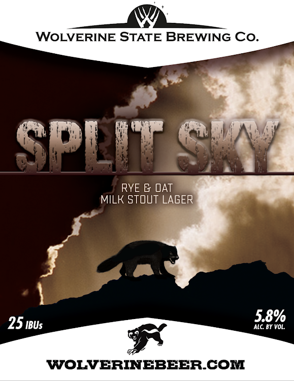 Logo of Wolverine State Split Sky