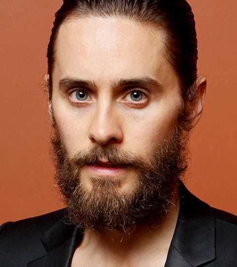 First Official Image Of Jared Leto As 'The Joker' In SUICIDE SQUAD