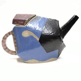 Signed Art Pottery Teapot