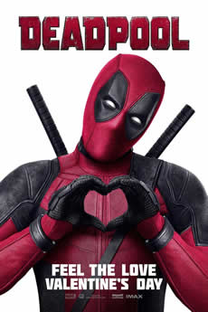 capa Deadpool