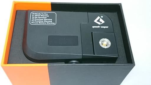 DSC 5361 thumb%255B2%255D - 【MOD】「GEEKVAPE 521 Tab Pro」(ギークベイプ521タブプロ)レビュー。521 TabがModになっちゃった!?超高速ドライバーン&オームメーターの決定版【電子タバコ/ビルド/VAPE】