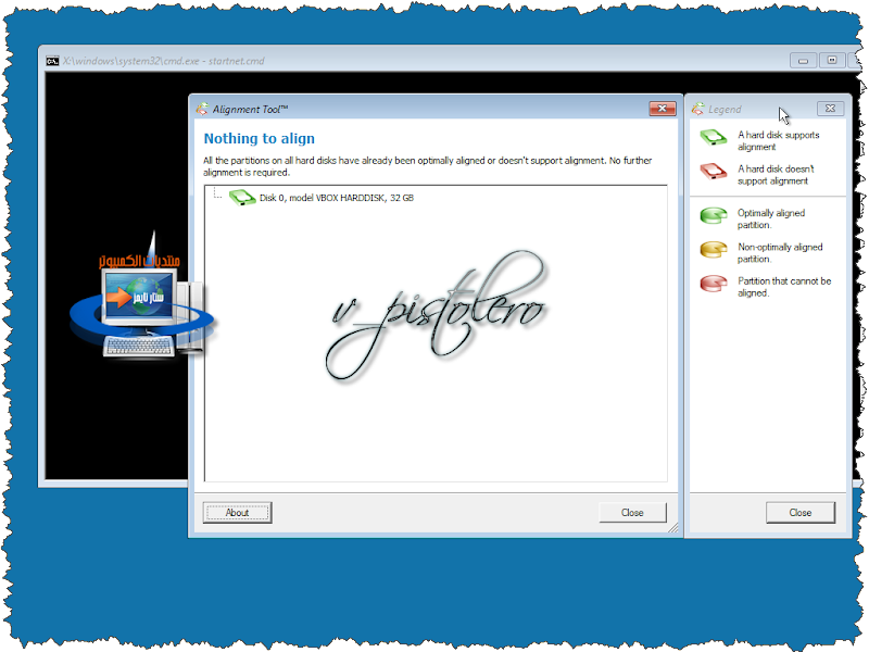 WinPE 10 v10 0 10586 0 Backup & Restore All-in-One Boot-CD