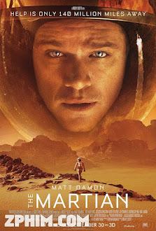 Người Về Từ Sao Hỏa - The Martian (2015) Poster