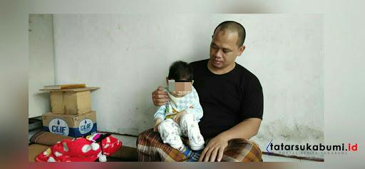 Bikin Nangis, Bocah di Cicurug Divonis Mengidap Kelumpuhan Otak