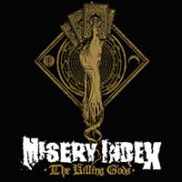 Misery Index - The Killing Gods recenzja okładka review cover