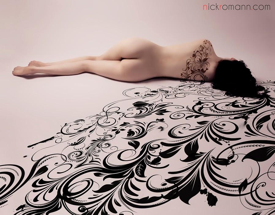 Ảnh xăm Tattoo Art 18+ đẹp nghệ thuật và tinh tế