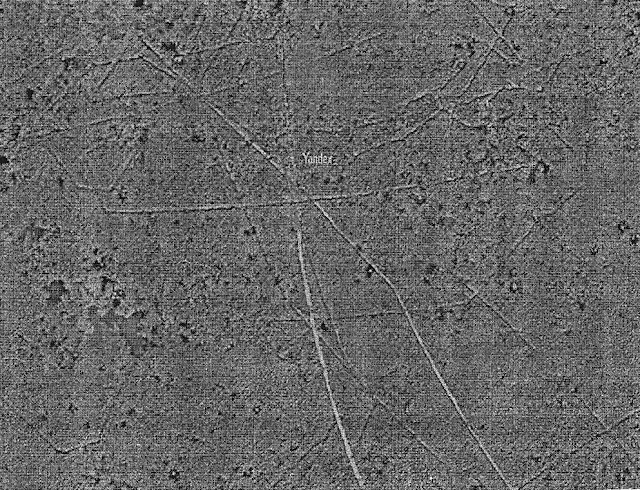 Геоглифи южного берега озера Балхаш 4