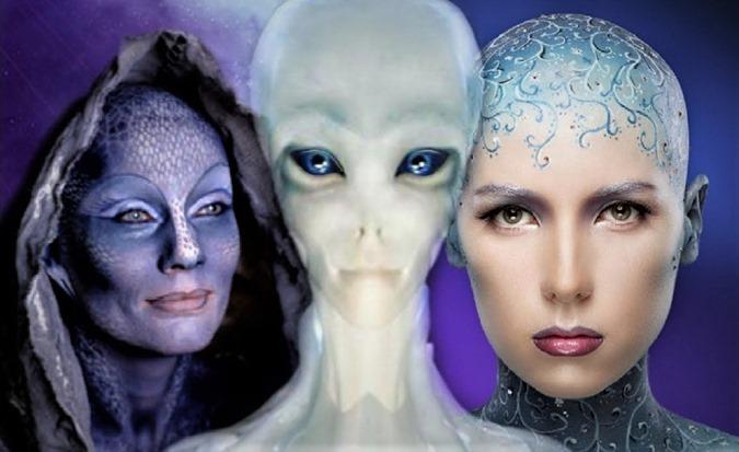Aliens São os humanos de um tempo futuro
