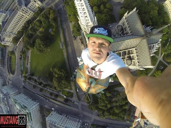 Here Are 6 Of The Most Dangerous Selfies Ever Taken 5