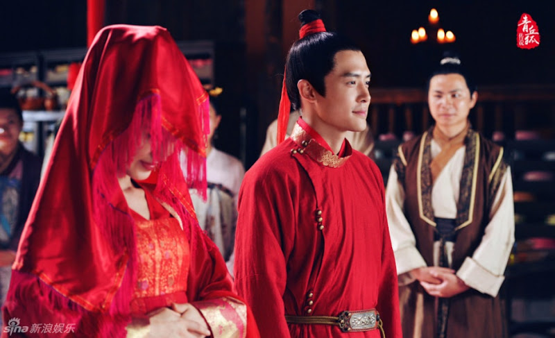 Legend of Nine Tails Fox / Legend of the Qing Qiu Fox / Qing Qiu Hu Chuan Shuo China Drama