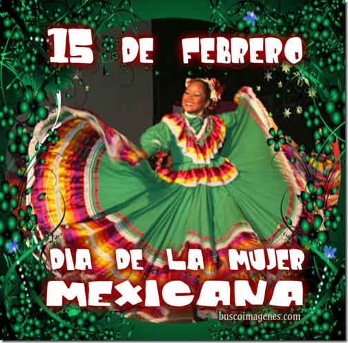 mujer mexicana d