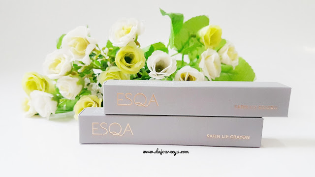 ESQA Satin Lip Crayon