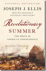 book review of joseph ellisons founding brothers