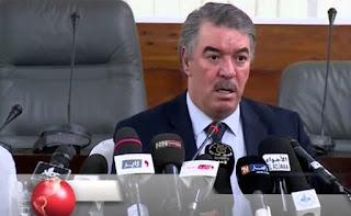 Hadjar : « des classements politiques »