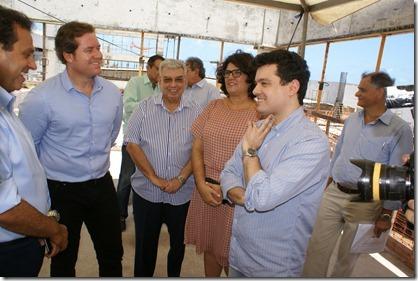 visita do ministro do turismo%2c marx beltrao%2c ao centro de convencoes de natal (2)