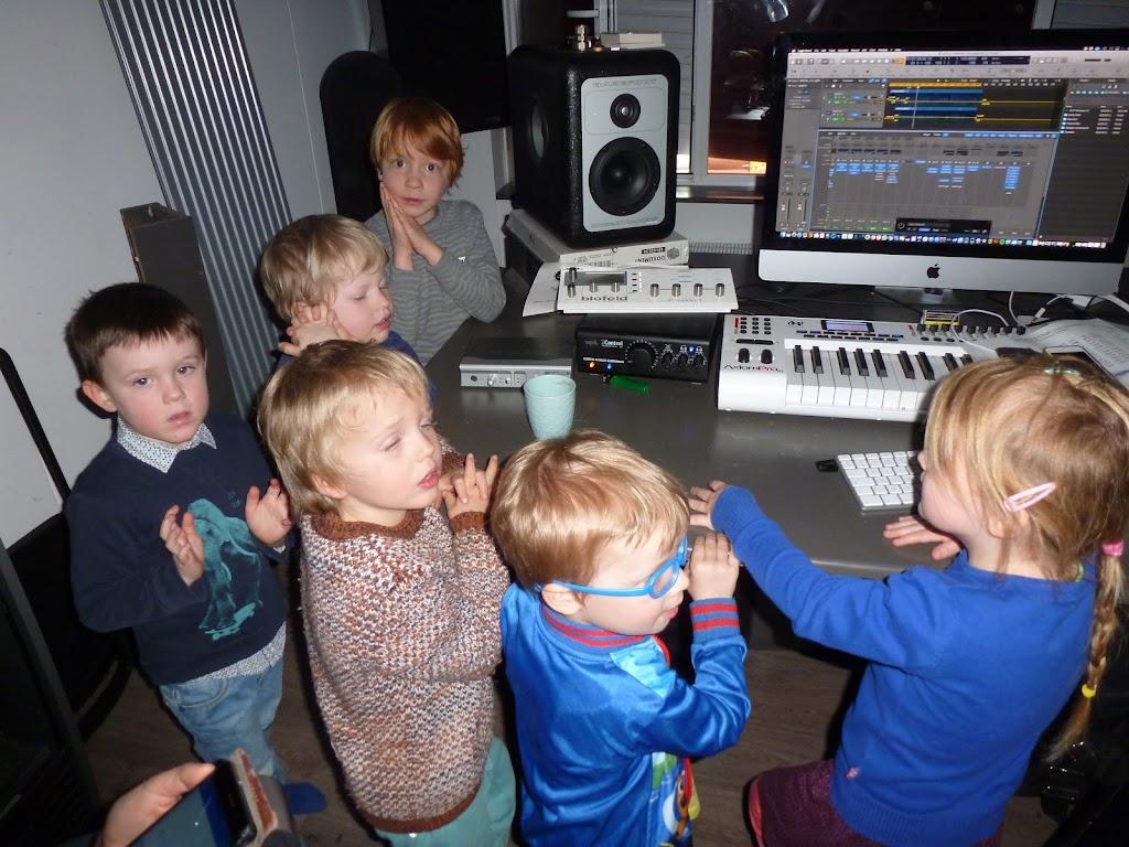 Leefgroep 1 maakt muziek! - P1080947.JPG