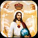 God Jesus Live Wallpaper HD icon