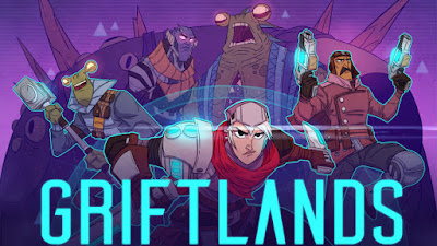 Overview of the Griftlands. Card roguelike close to ideal