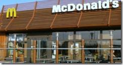 McDonald's lavoro