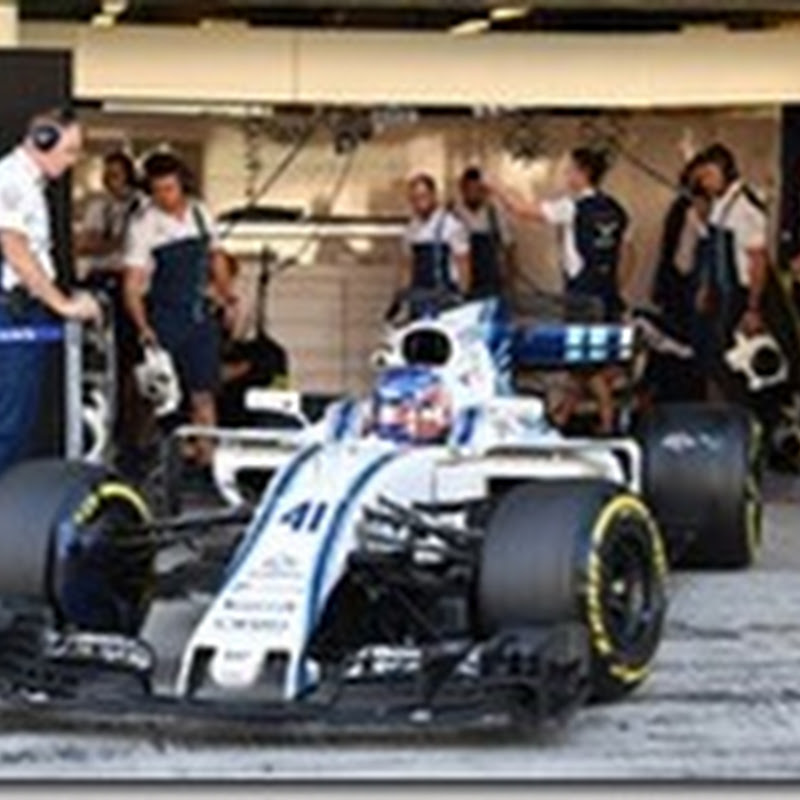 Williams annuncia secondo pilota 2018