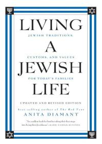 Living a Jewish Life, Updated and By Anita Diamant