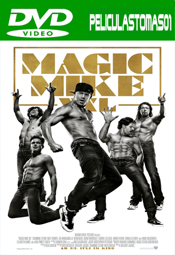 Magic Mike XXL (Magic Mike 2) (2015) DVDRip