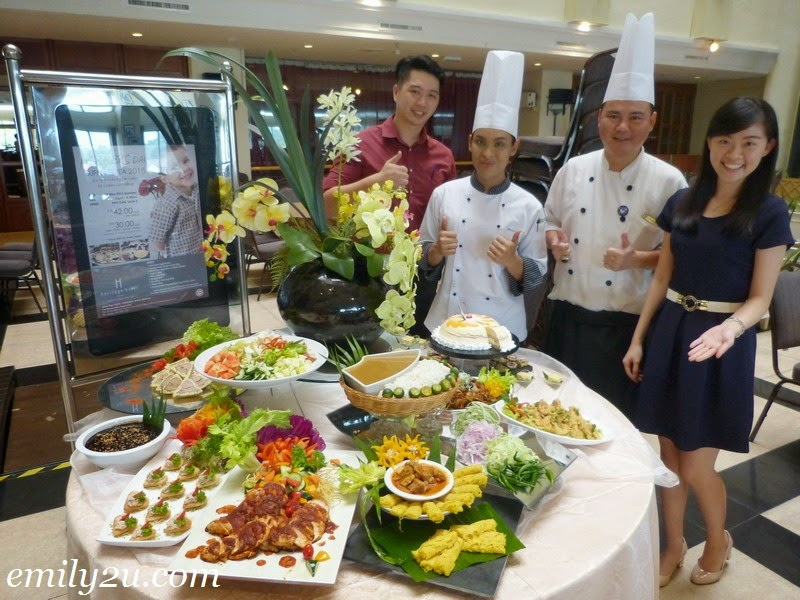 Heritage Hotel Ipoh Mother's Day Buffet Hi-Tea Promotion