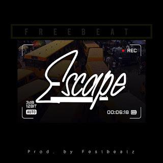 [Freebeat]:- Escape - Phyno x Omah Lay type beat prod by FestBeatz.