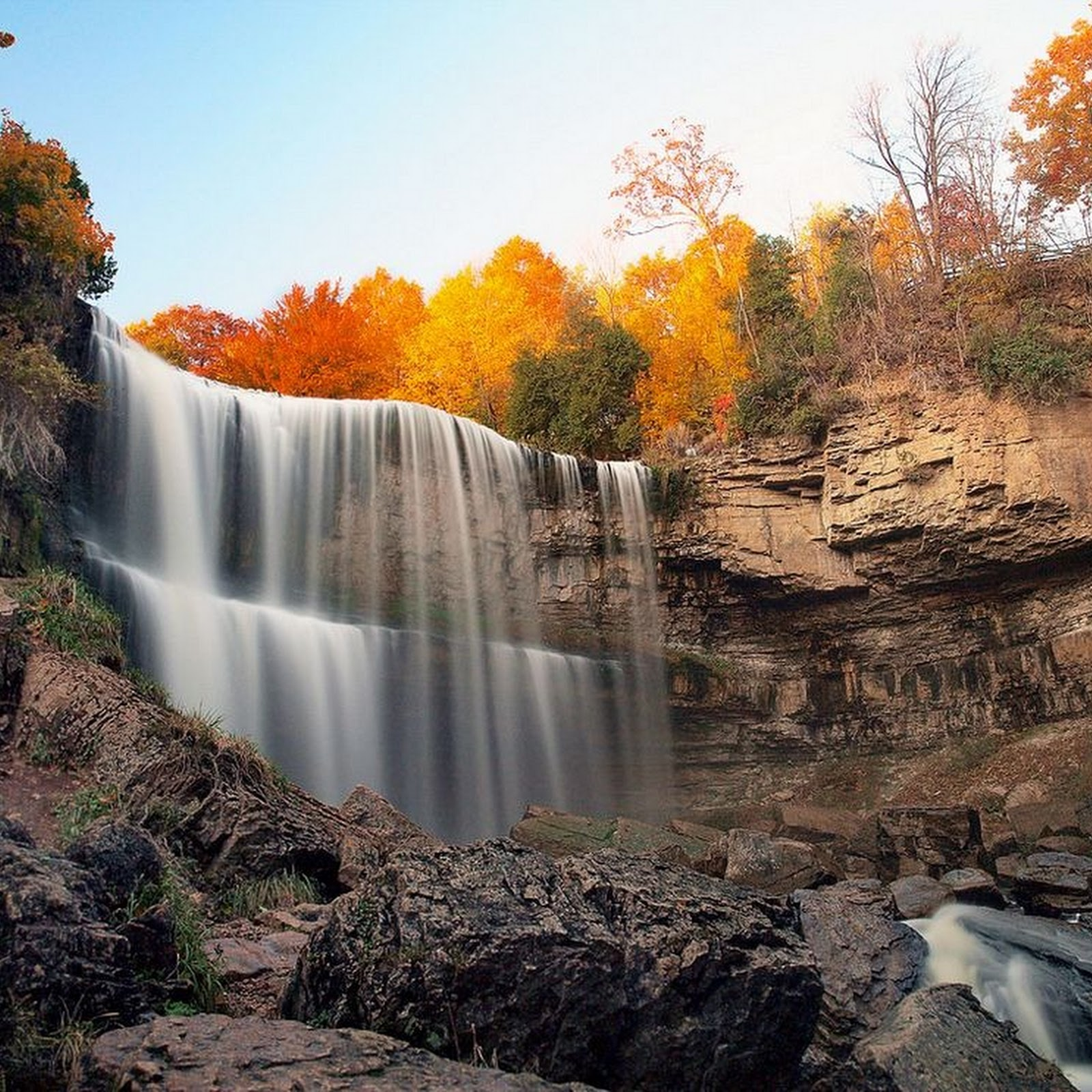 Hamilton, The Waterfall Capital of The World