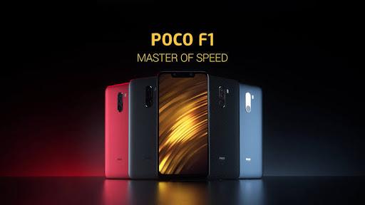 Poco F1 Miui 10 Camera App Ported for Custom AOSP Roms